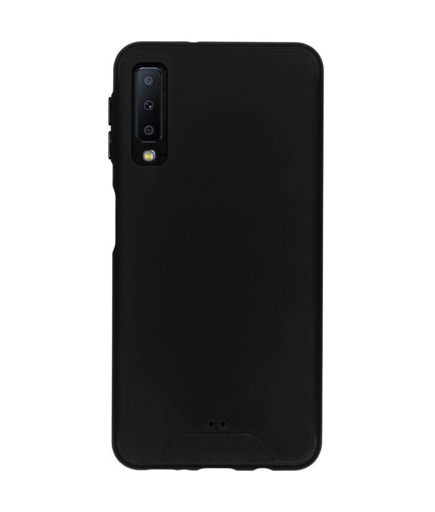 Accezz Xtreme Impact Backcover Samsung Galaxy A7 (2018) - Zwart