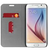 Samsung Galaxy S6 hoesje - Design Hardcase Booktype voor