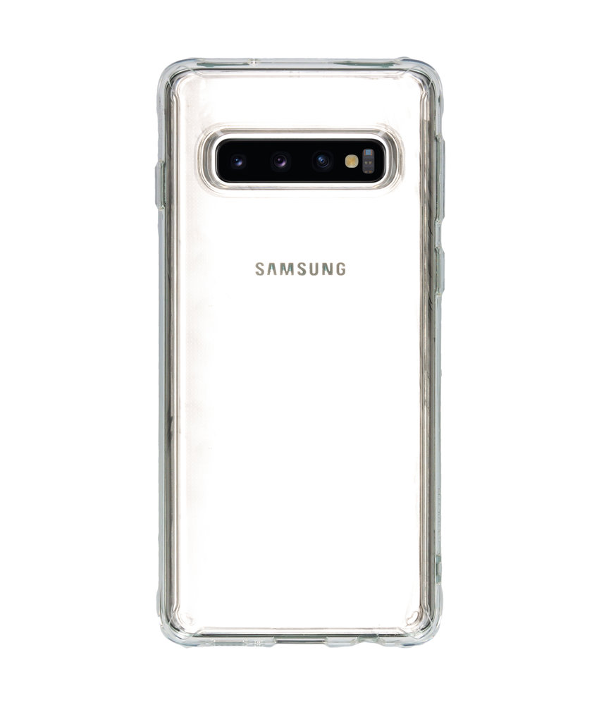Ringke Fusion Backcover Samsung Galaxy S10 - Transparant