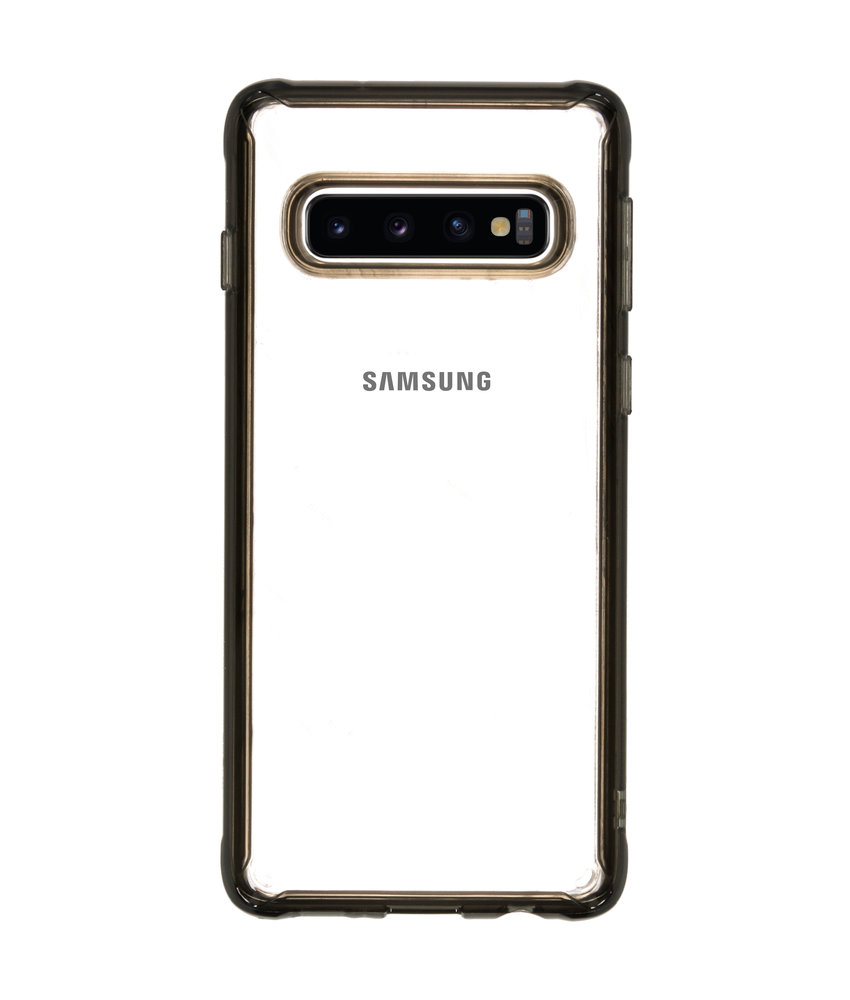 Ringke Fusion Backcover Samsung Galaxy S10 - Grijs