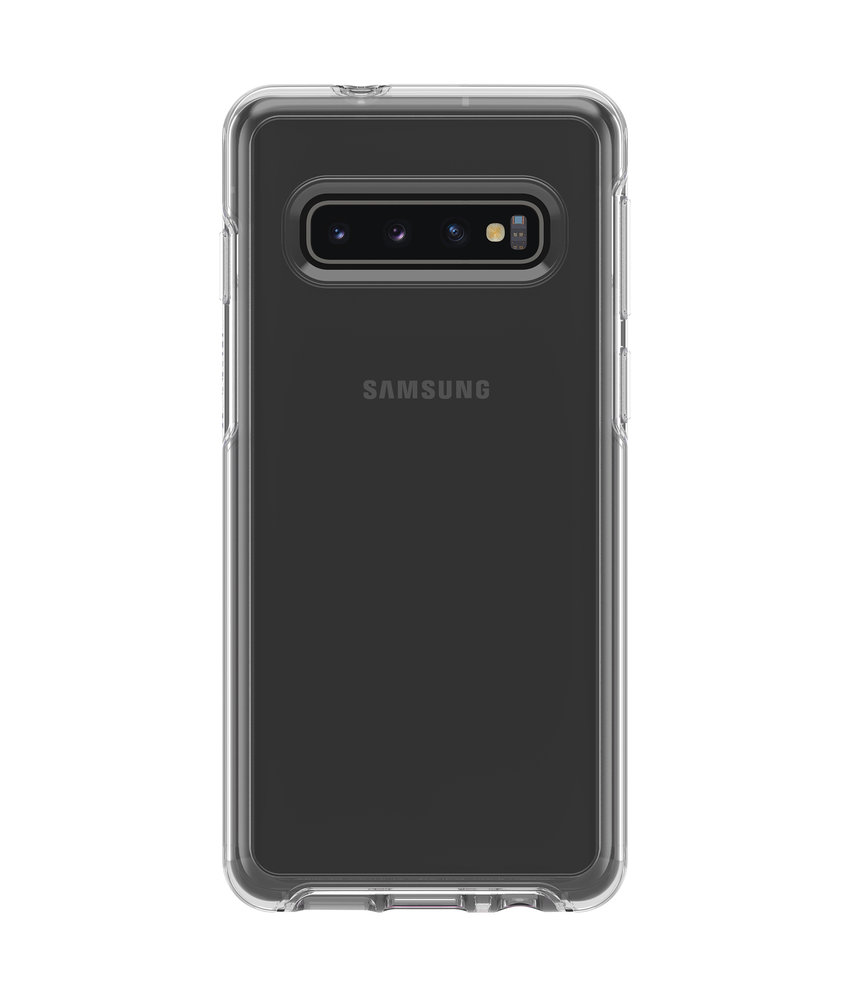 OtterBox Symmetry Clear Backcover Samsung Galaxy S10