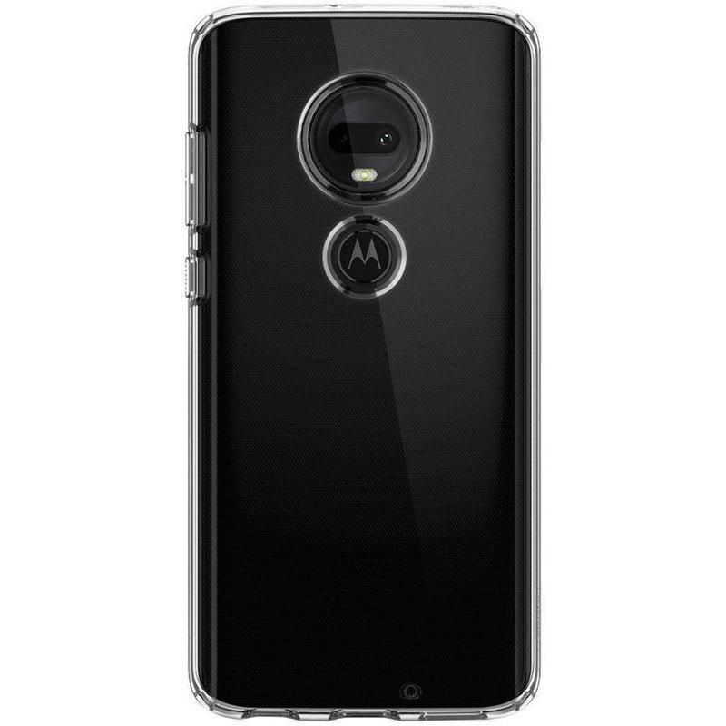 Spigen Liquid Crystal Backcover Motorola Moto G7 / G7 Plus