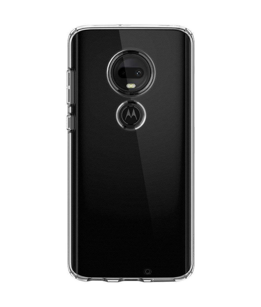 Spigen Liquid Crystal Backcover Motorola Moto G7 / G7 Plus