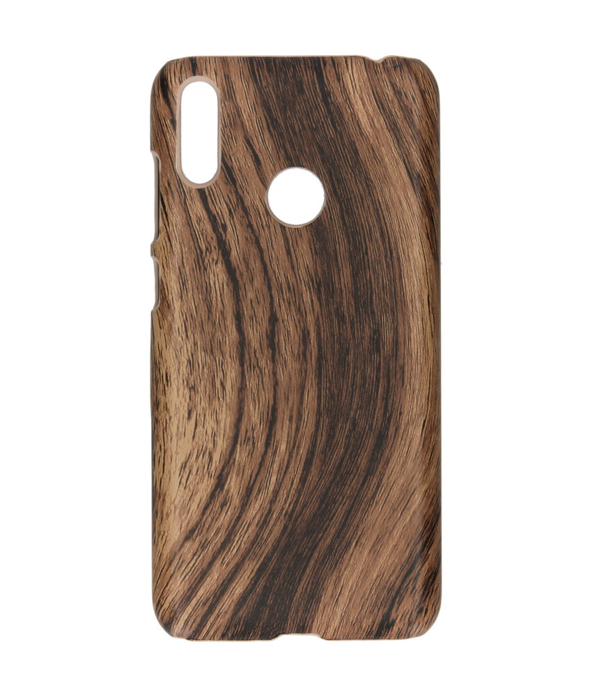 Hout Design Backcover Huawei Y7 (2019)