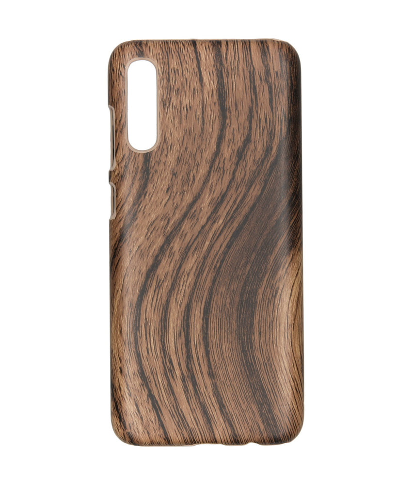 Hout Design Backcover Samsung Galaxy A70