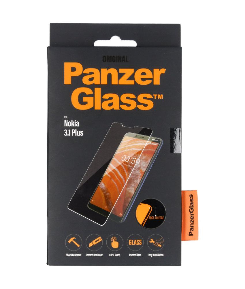 PanzerGlass Screenprotector Nokia 3.1 Plus