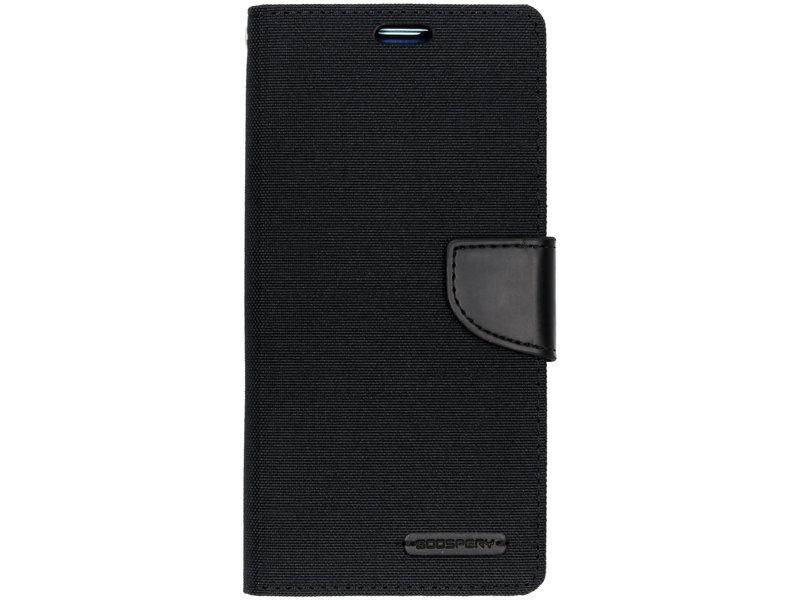 Samsung Galaxy S10 Plus hoesje - Mercury Goospery Canvas Diary