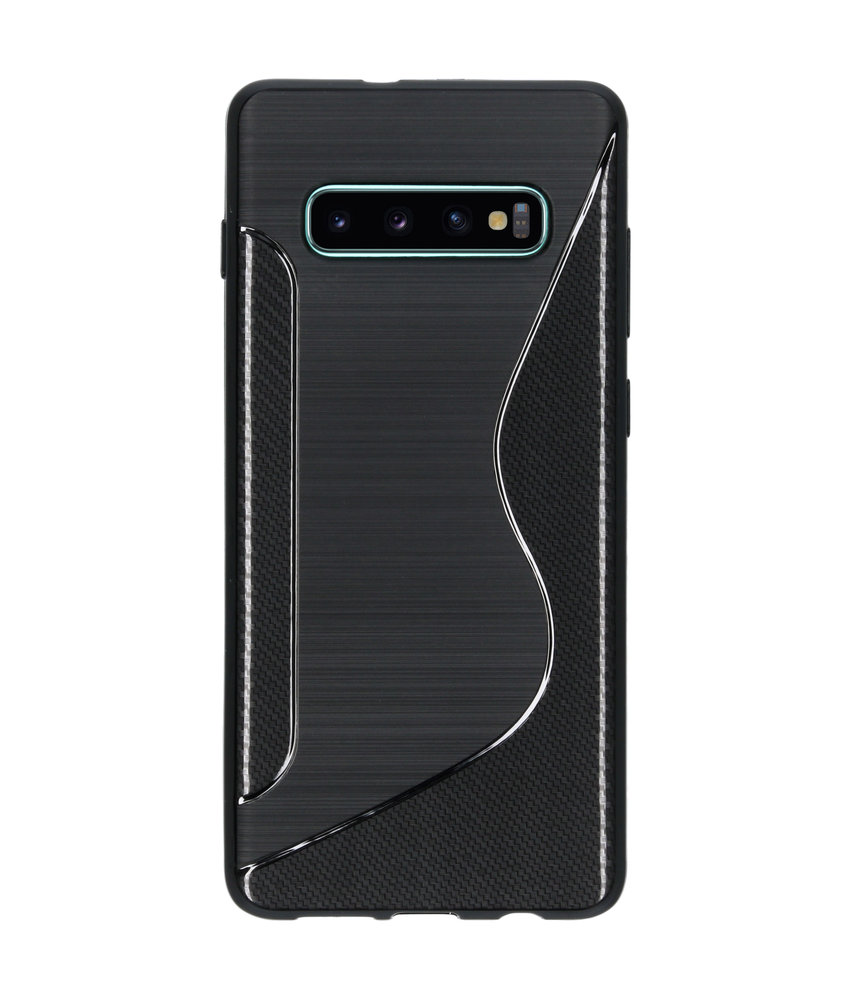 S-line Backcover Samsung Galaxy S10 Plus