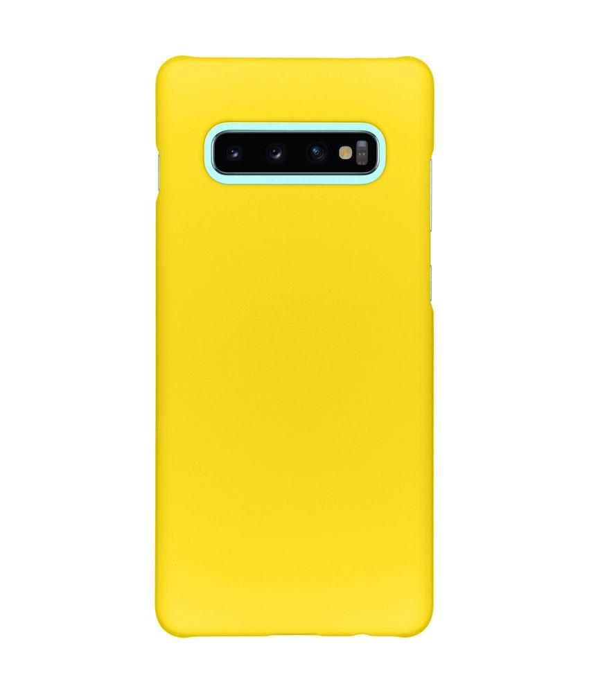 Effen Backcover Samsung Galaxy S10 Plus