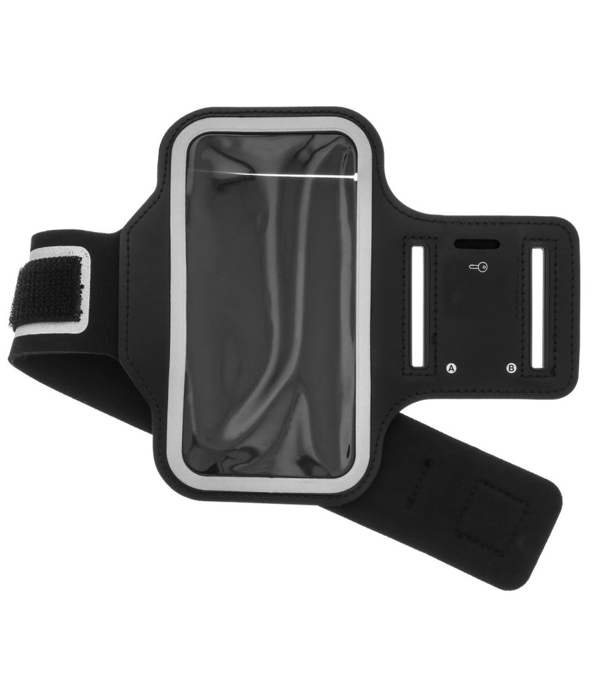 Sportarmband Samsung Galaxy A10 - Zwart