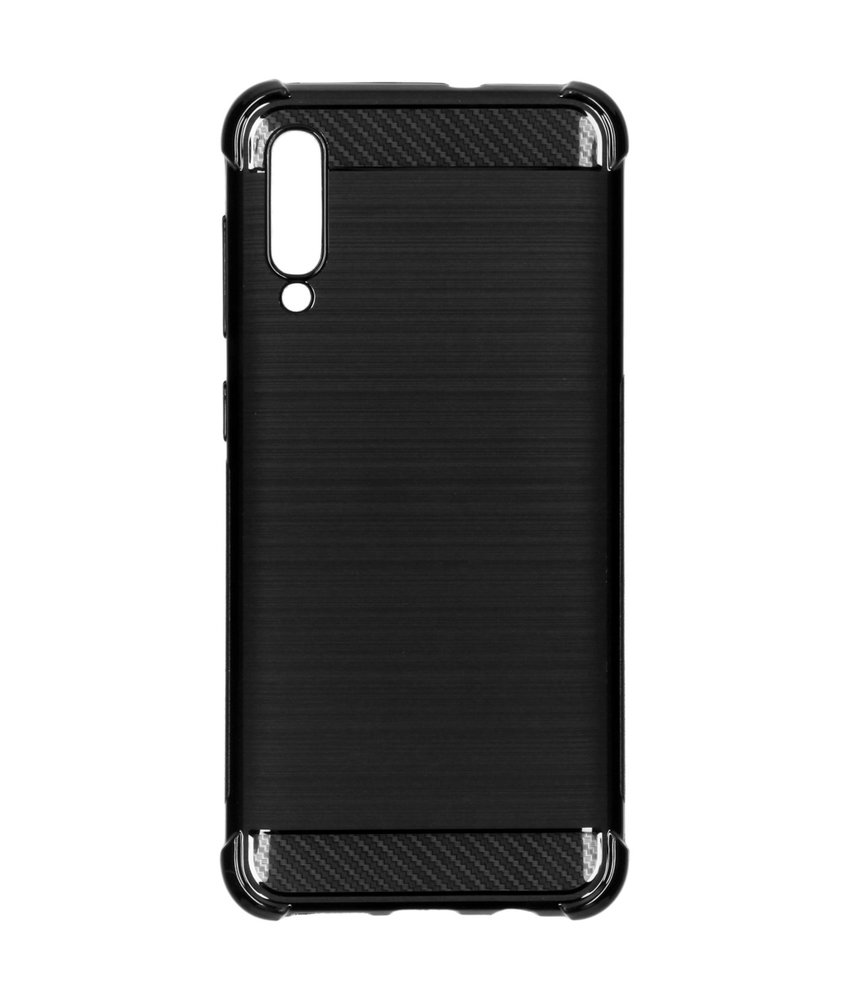 Xtreme Softcase Backcover Samsung Galaxy A50 - Zwart
