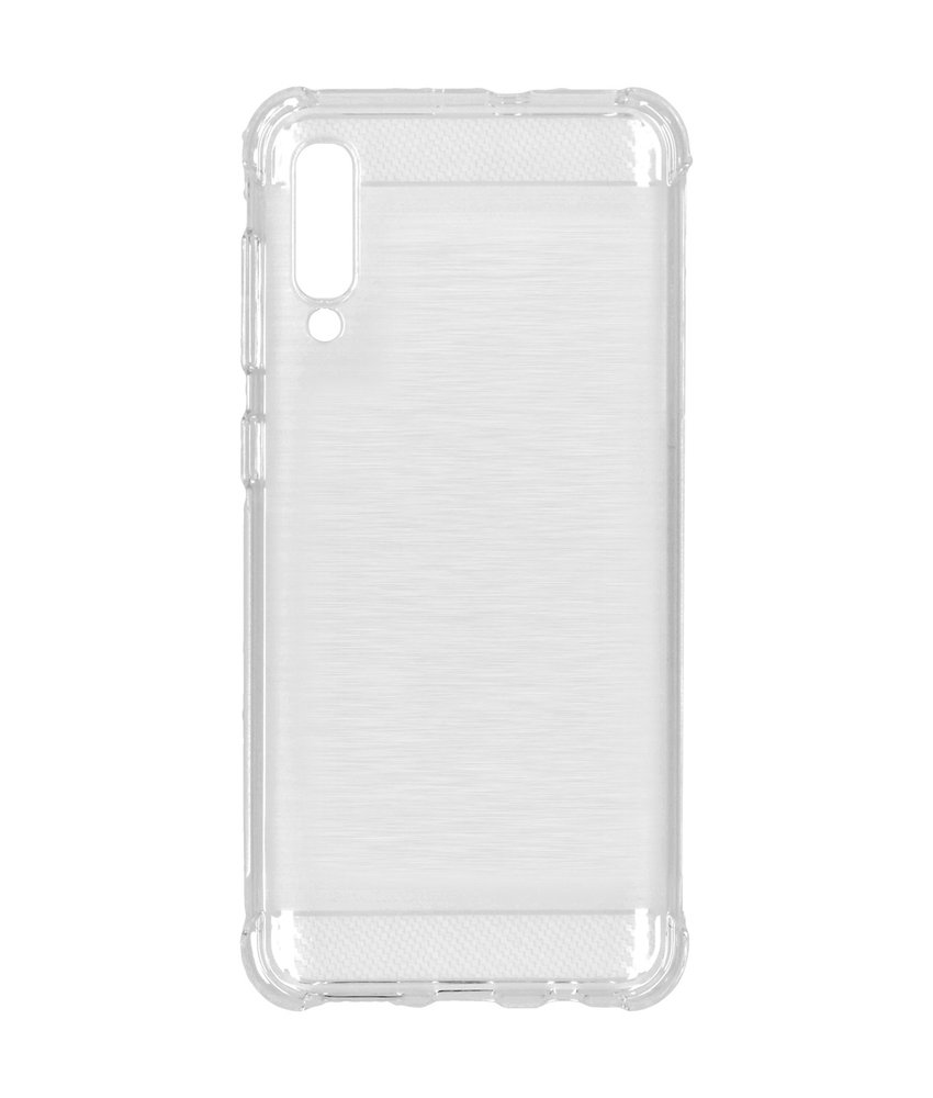 Xtreme Softcase Backcover Samsung Galaxy A50 - Transparant