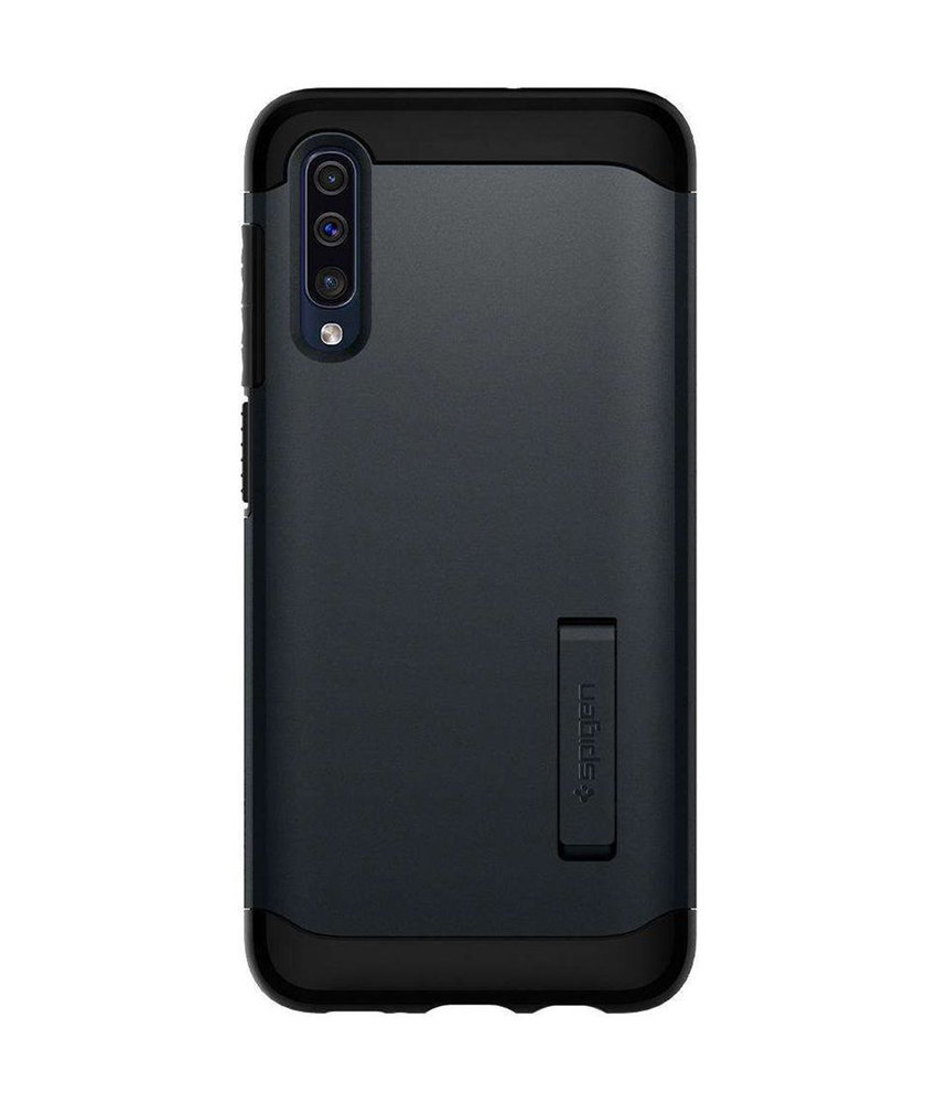 Spigen Slim Armor Backcover Samsung Galaxy A50 / A30s - Grijs