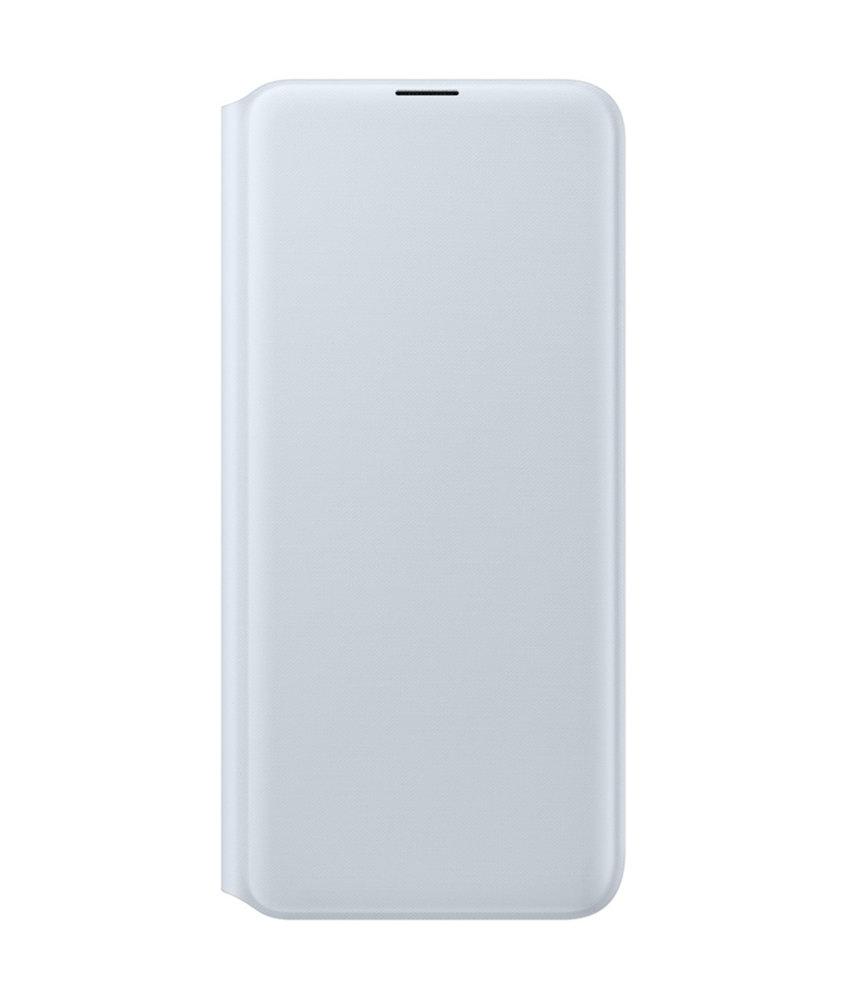 Samsung Wallet Booktype Samsung Galaxy A20e - Wit