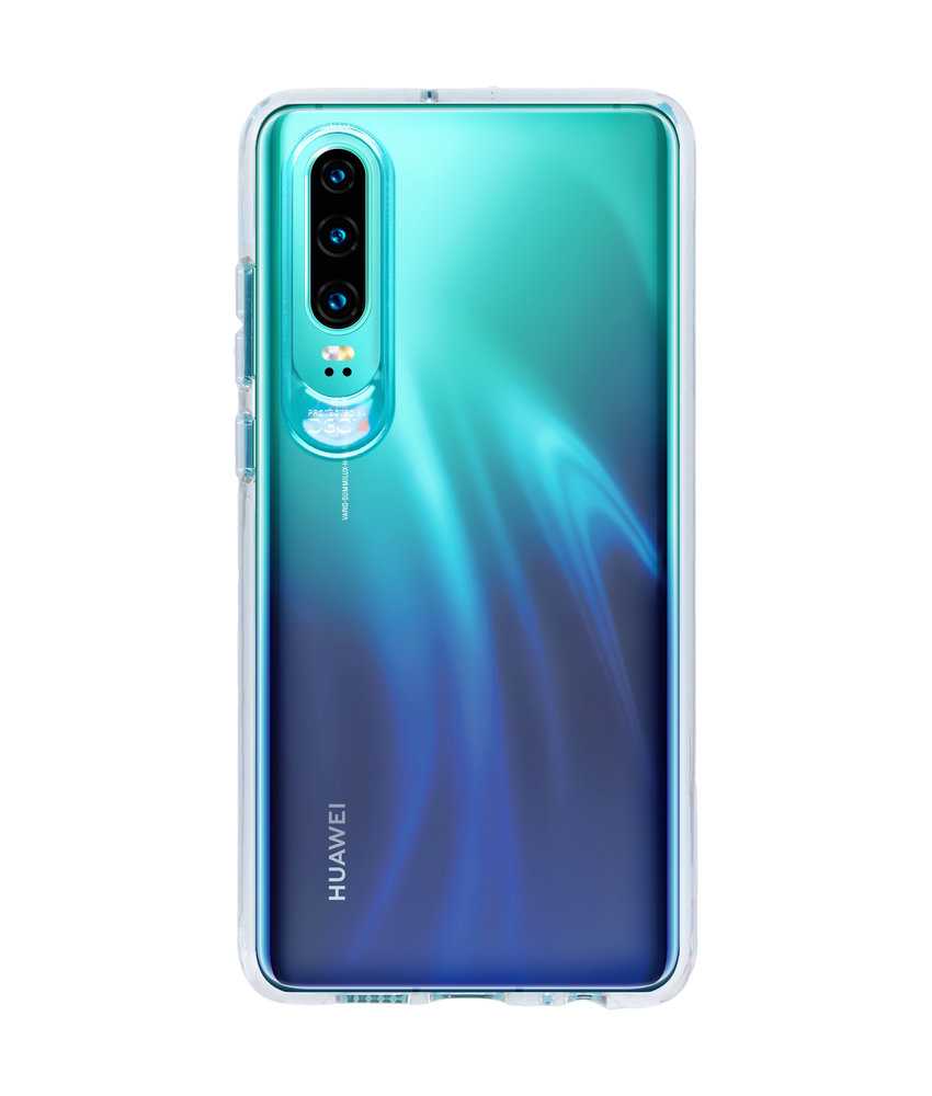 Gear4 Crystal Palace Backcover Huawei P30 - Transparant