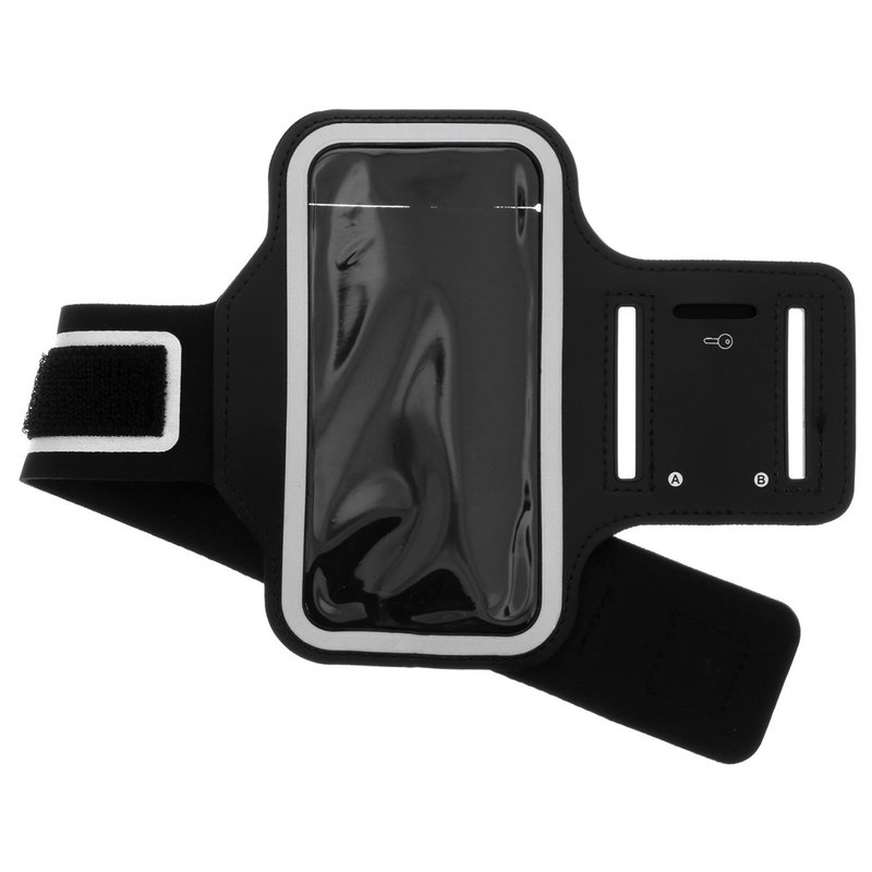 Sportarmband Samsung Galaxy A20e - Zwart