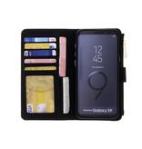 Luxe Portemonnee voor Samsung Galaxy S9 - Zwart