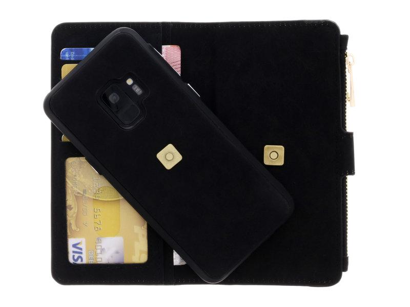 Samsung Galaxy S9 hoesje - Luxe Portemonnee voor Samsung
