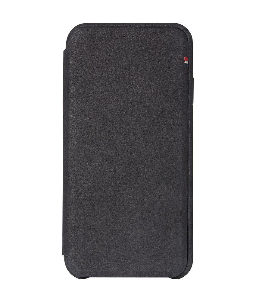 Decoded Leather Slim Wallet iPhone Xs / X - Zwart