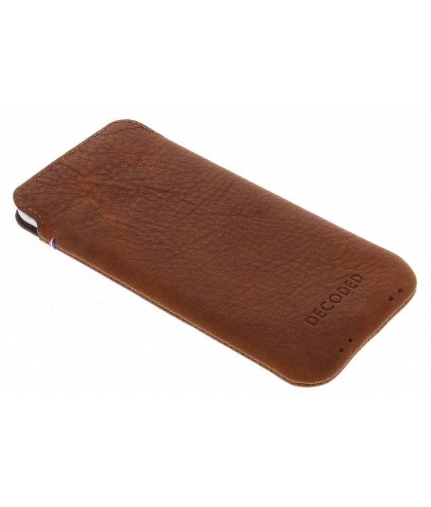 Decoded Leather Pouch iPhone 8 / 7 / 6(s)