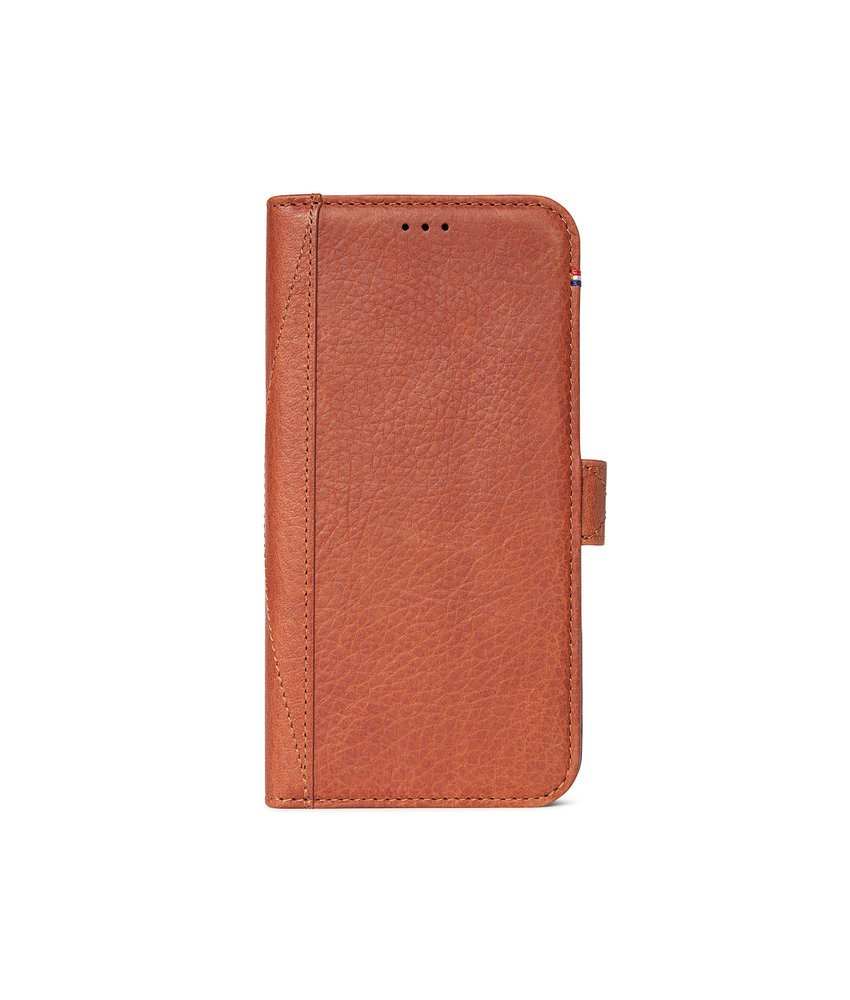 Decoded Leather Wallet Booktype iPhone Xs Max