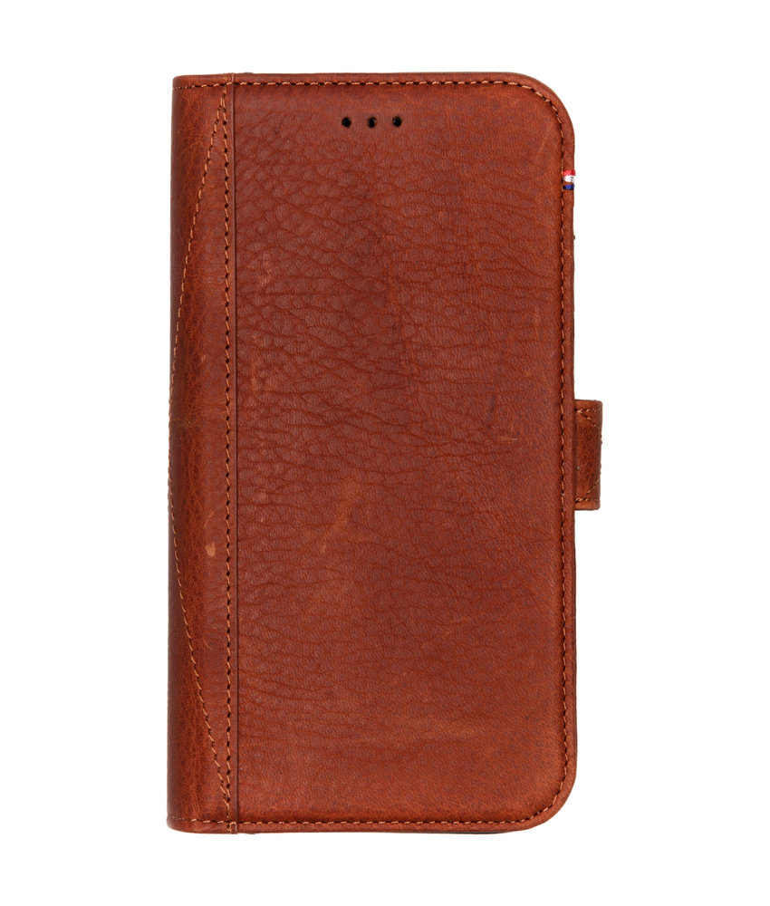 Decoded Leather Wallet Booktype iPhone Xr