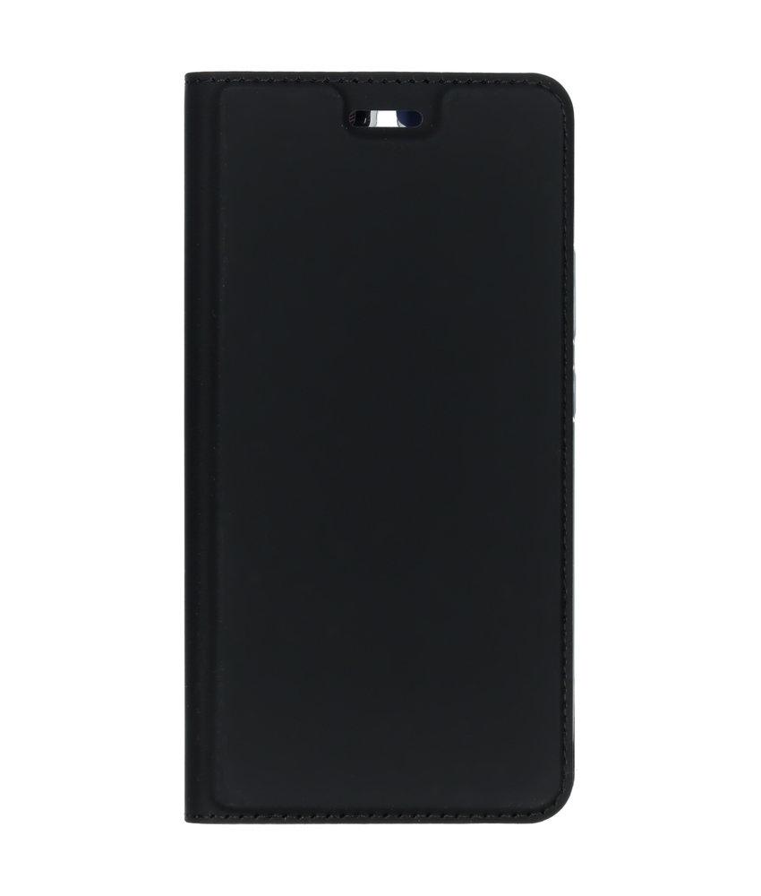 Dux Ducis Slim Softcase Booktype Nokia 9 PureView - Zwart