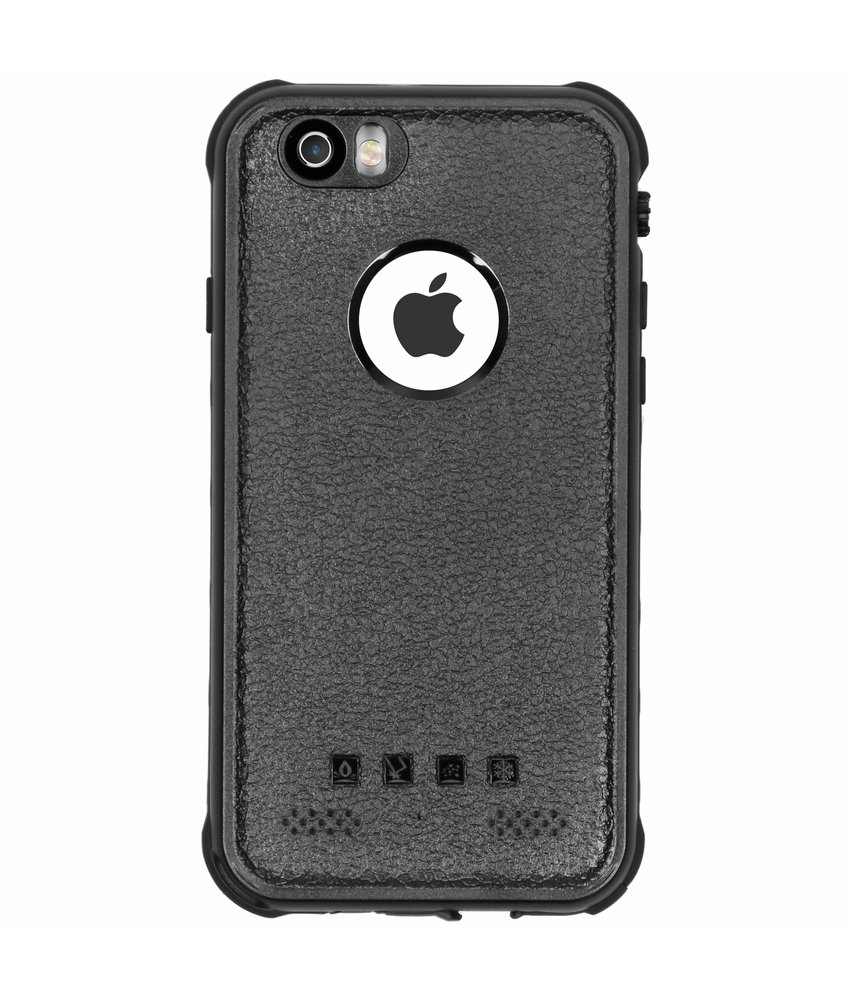 Redpepper Dot Plus Waterproof Backcover iPhone 6 / 6s - Zwart