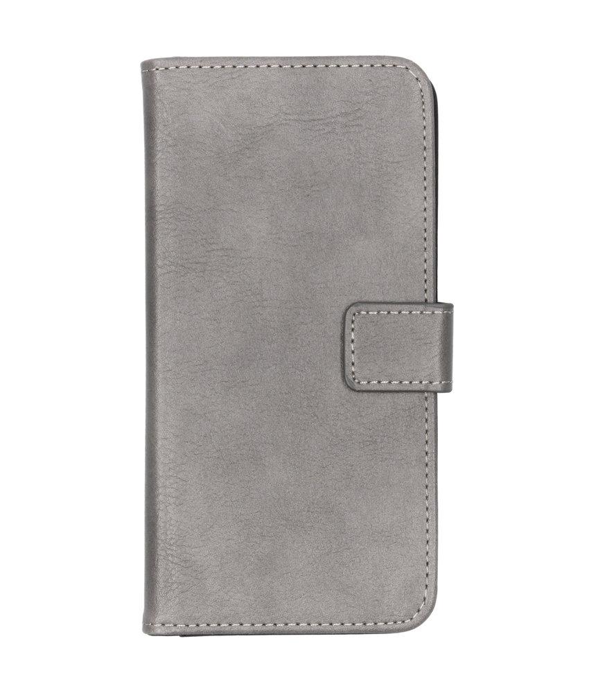iMoshion Luxe Booktype Samsung Galaxy A50 / A30s - Grijs