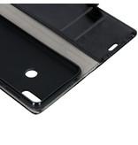 Zakelijke Booktype voor de Motorola One - Zwart