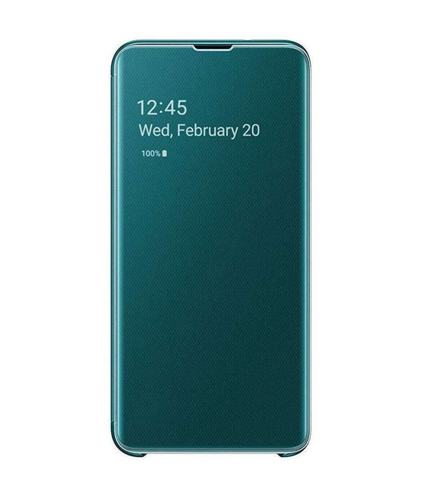 Samsung Clear View Standing Booktype Samsung Galaxy S10e