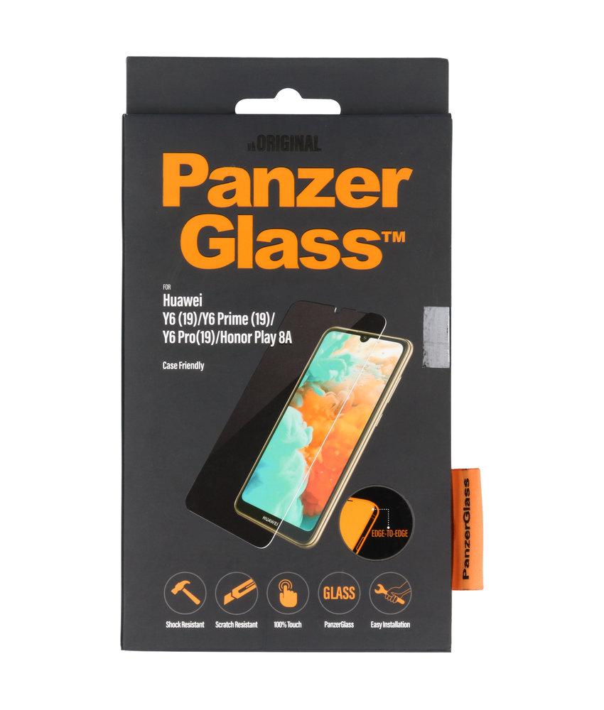 PanzerGlass Case Friendly Glass Screenprotector Huawei Y6 (2019)