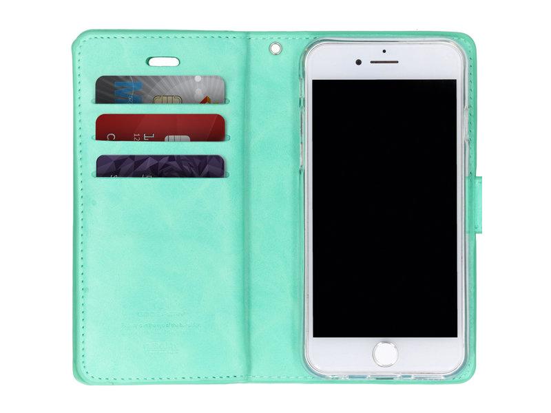 iPhone 6 / 6s hoesje - Mercury Goospery Mansoor Wallet