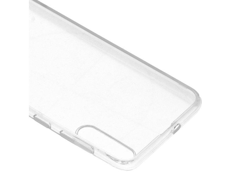 Samsung Galaxy A50 hoesje - Softcase Backcover voor de