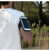 Sportarmband voor de Samsung Galaxy A70 - Zwart