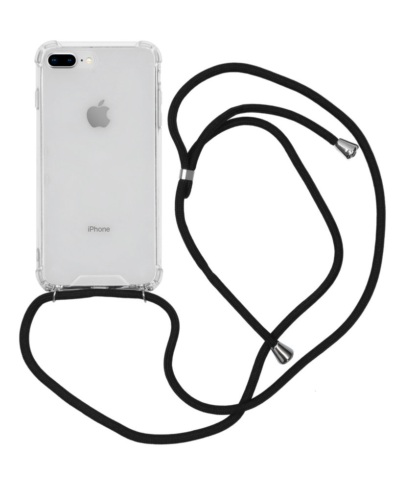 Backcover met koord iPhone 8 Plus / 7 Plus / 6(s) Plus