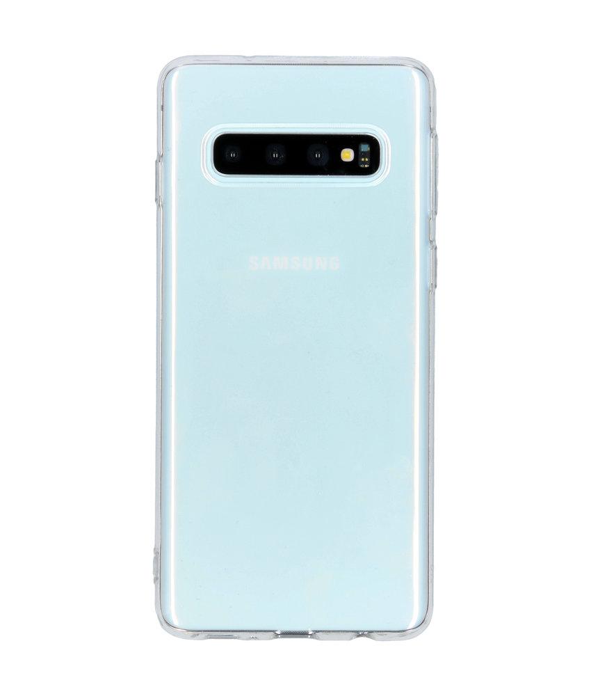 Ultra Thin Transparant Backcover Samsung Galaxy S10