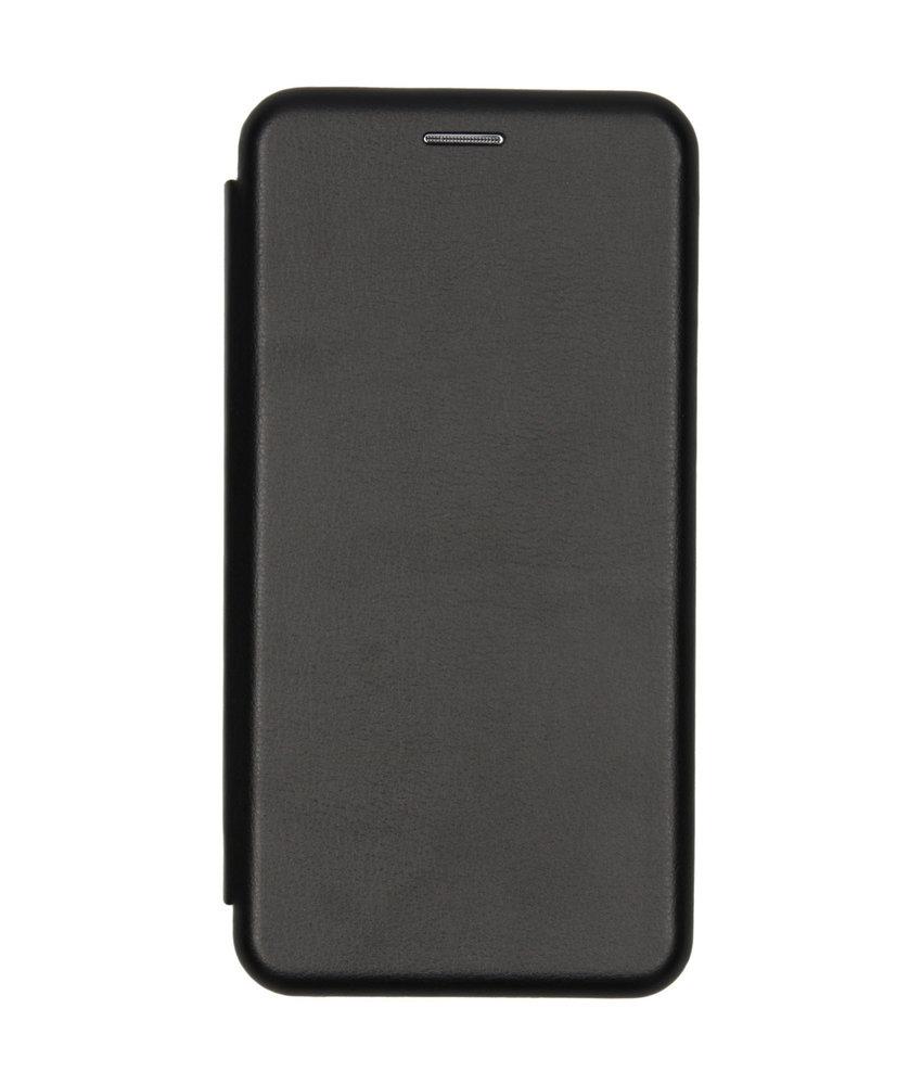 Slim Folio Booktype Huawei P Smart Plus (2019) - Zwart