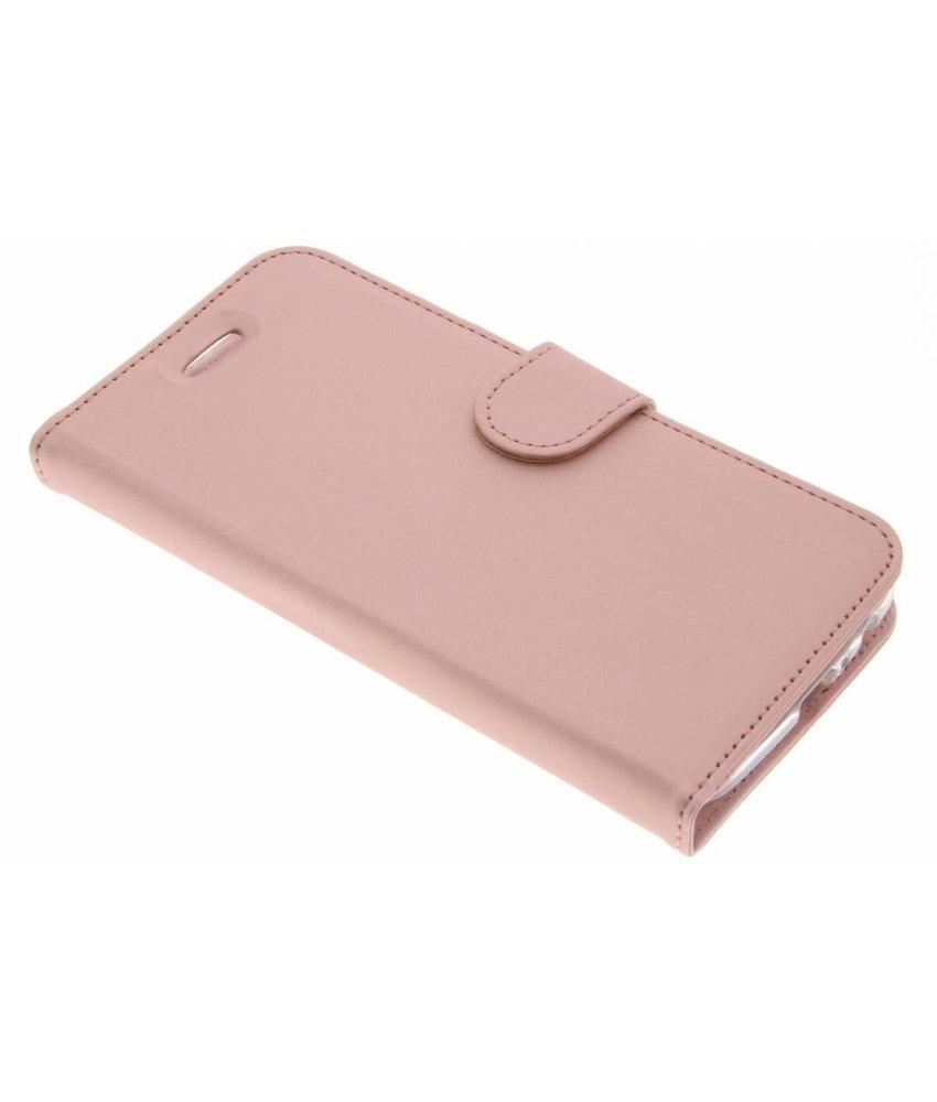 Accezz Wallet Softcase Booktype Motorola Moto G5 Plus