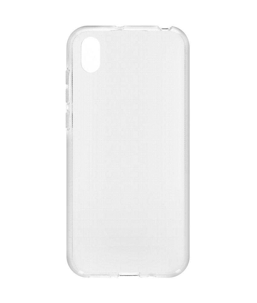 Softcase Backcover Huawei Y5 (2019) - Transparant