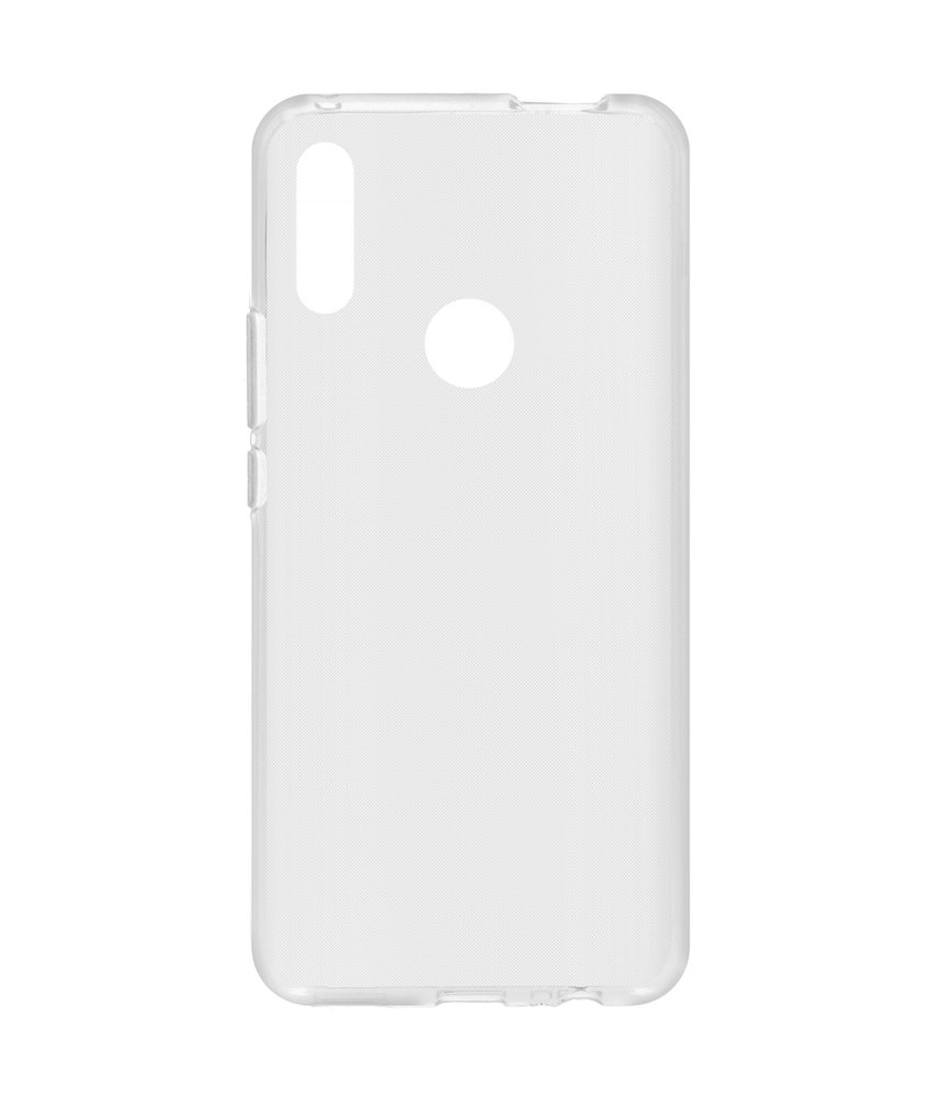 Softcase Backcover Huawei P Smart Z - Transparant