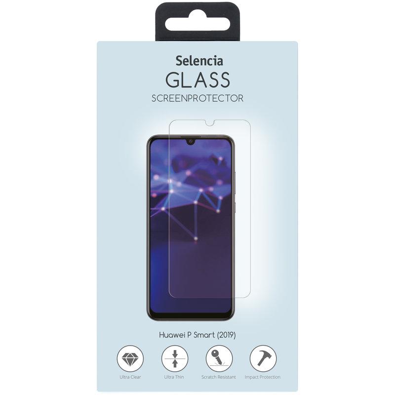 Selencia Gehard glas screenprotector Huawei P Smart (2019)