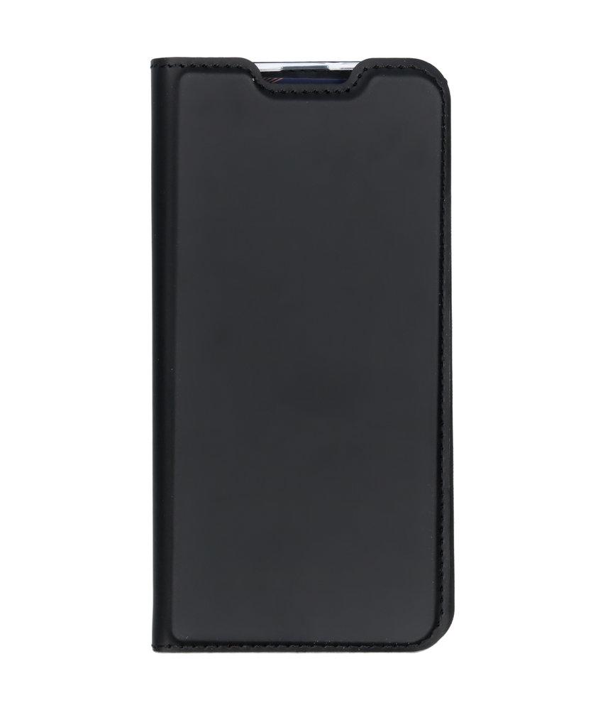 Dux Ducis Slim Softcase Booktype Samsung Galaxy A20e - Zwart