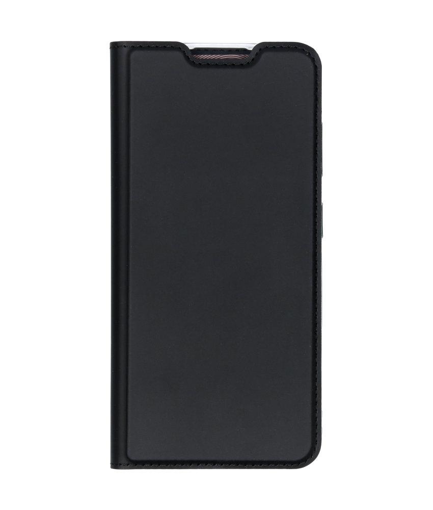Dux Ducis Slim Softcase Booktype Nokia 3.2 - Zwart
