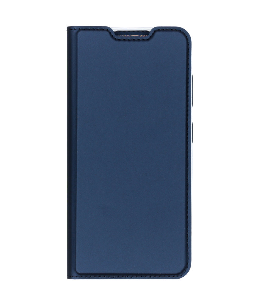 Dux Ducis Slim Softcase Booktype Nokia 3.2 - Donkerblauw