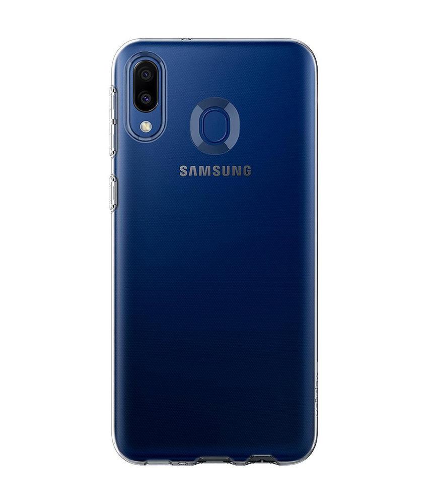 Spigen Liquid Crystal Backcover Samsung Galaxy M20 Power