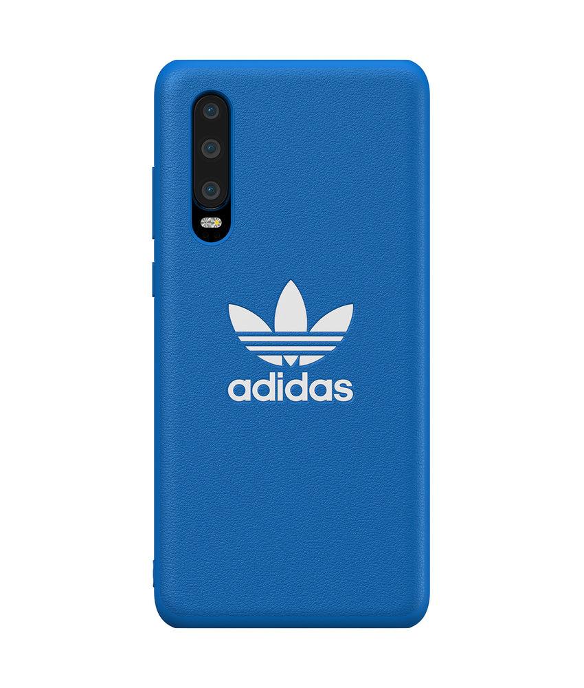 adidas Originals Basics Backcover Huawei P30 - Blauw