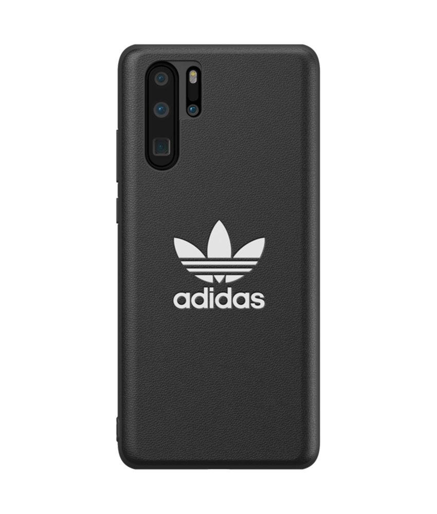 adidas Originals Basics Backcover Huawei P30 Pro - Zwart