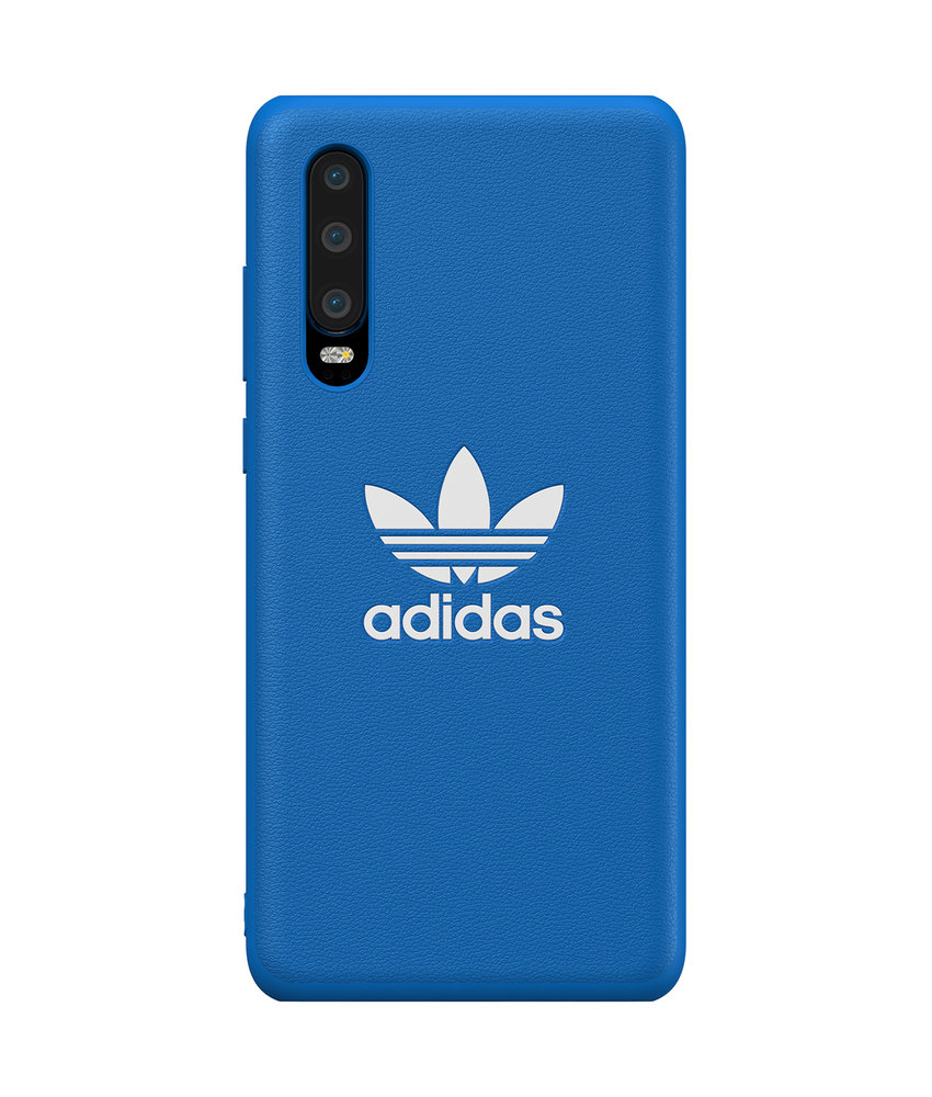 adidas Originals Basics Backcover Huawei P30 Pro - Blauw
