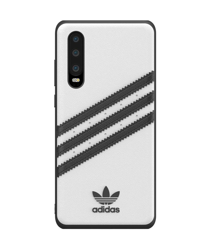 adidas Originals Samba Backcover Huawei P30 - Wit / Zwart